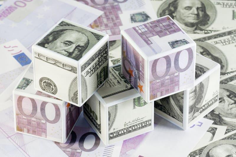 Jouets financiers image stock