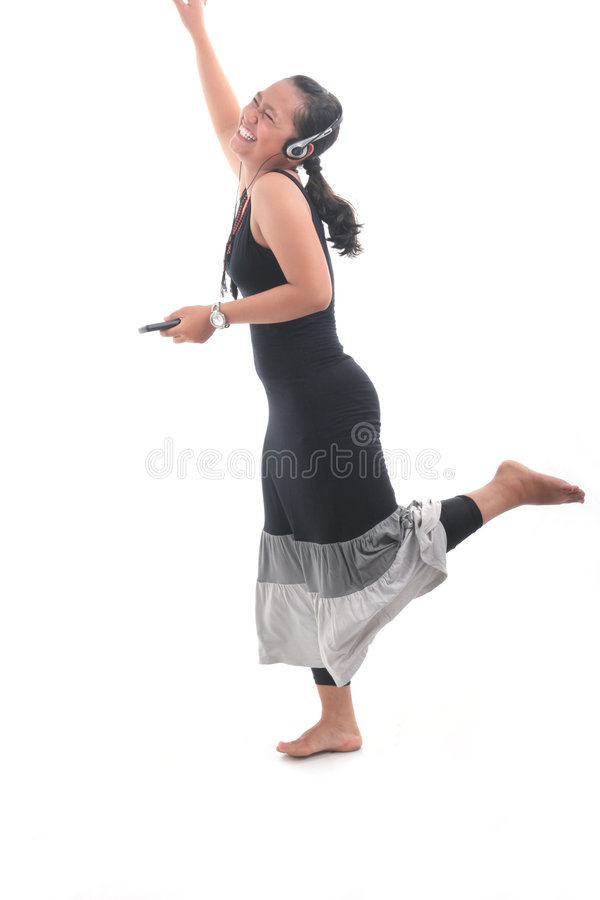 Download Joueur de musique image stock. Image du instrument, danseur - 8670161