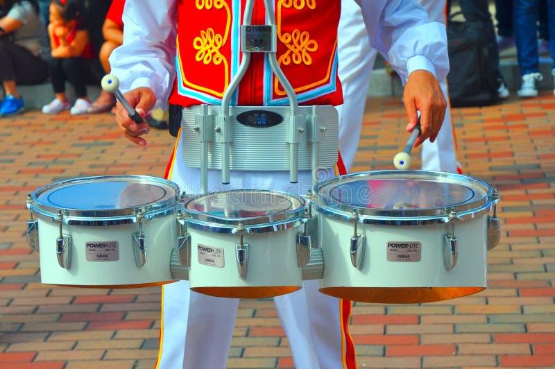 Joueur de tambour de Disneyland