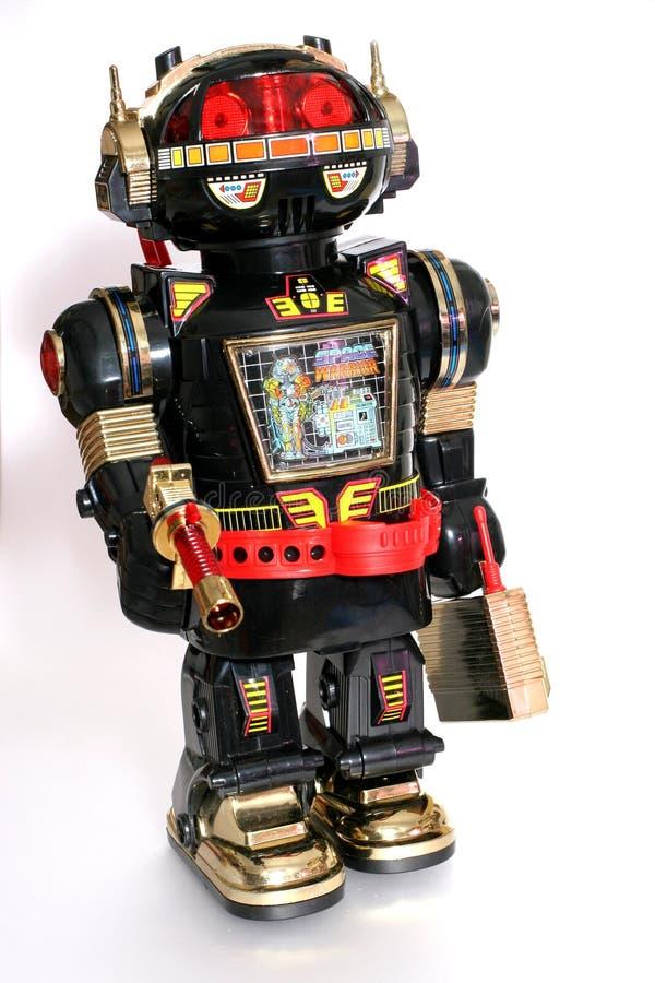 Jouez le robot #1 photo stock