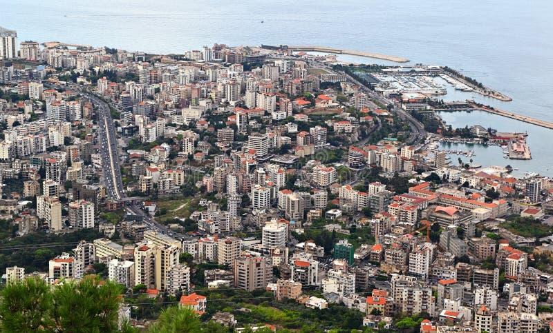 Jounieh, Ливан стоковые изображения rf