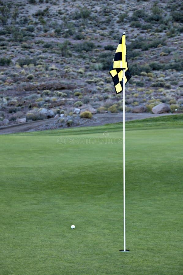 Jouons au golf photographie stock libre de droits
