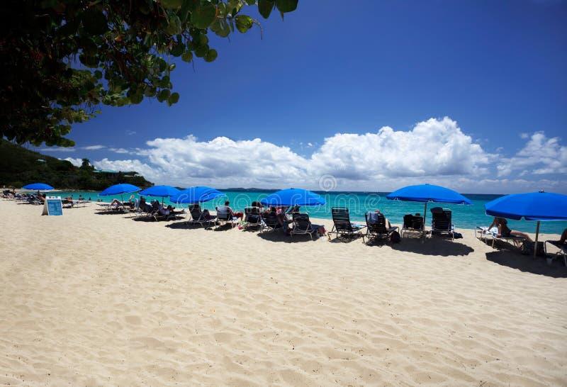 Jour à la plage images stock