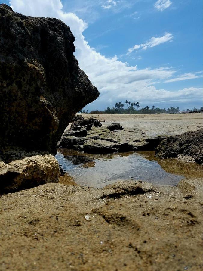 Jour à la plage photo libre de droits