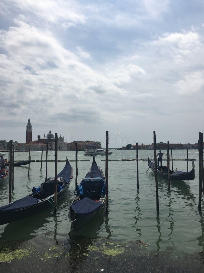 Jour à Venise images libres de droits
