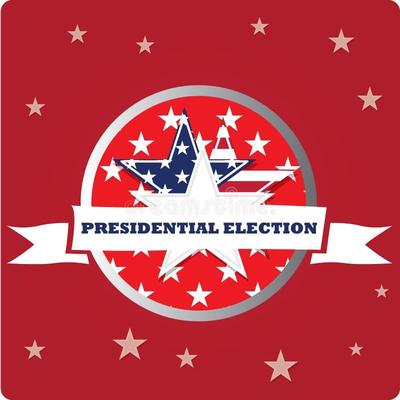 Jour d'élection illustration libre de droits