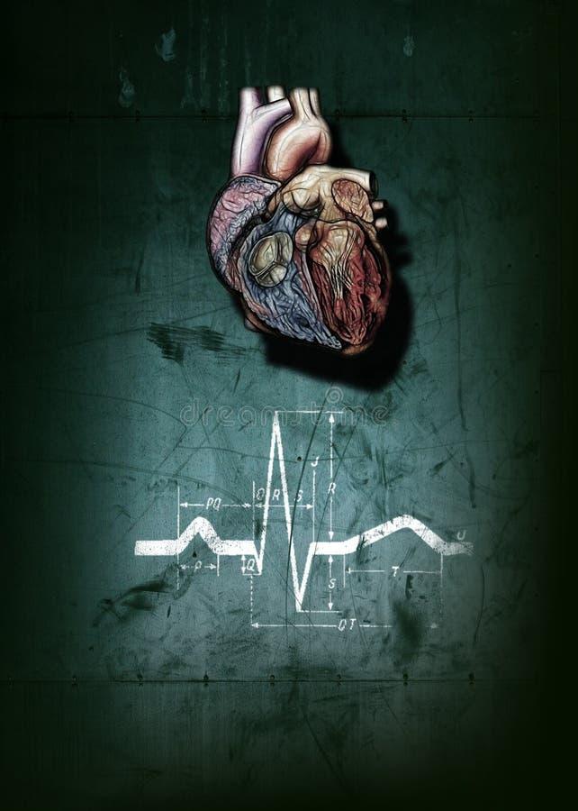 Jour de coeur du monde image libre de droits