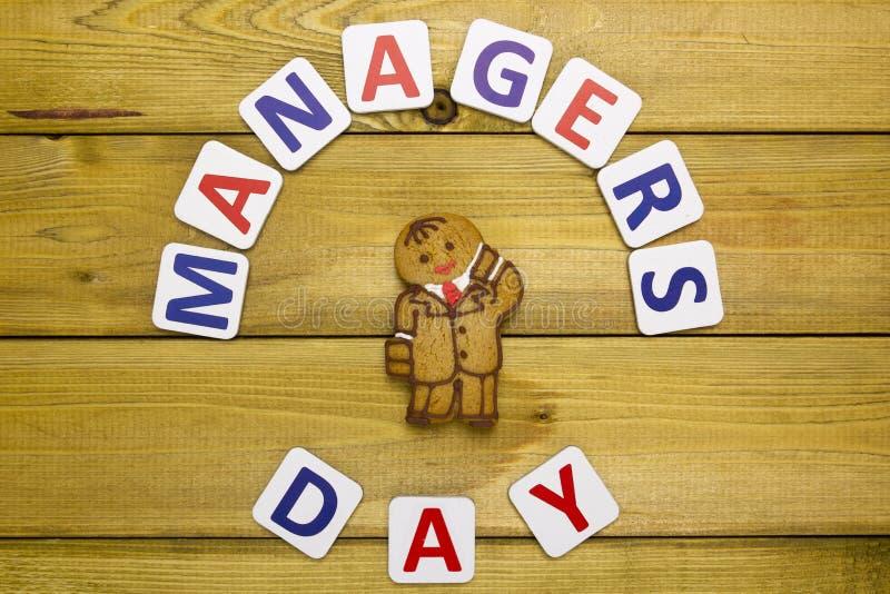 Jour de directeurs image stock