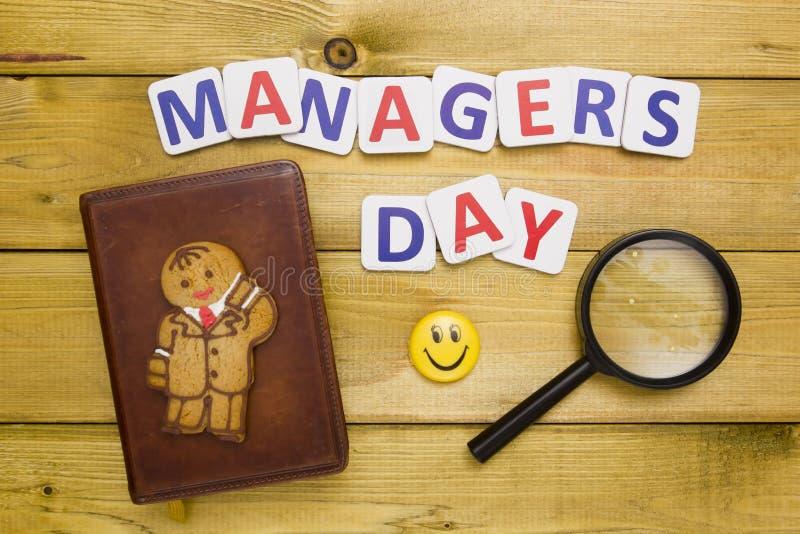 Jour de directeurs photos stock
