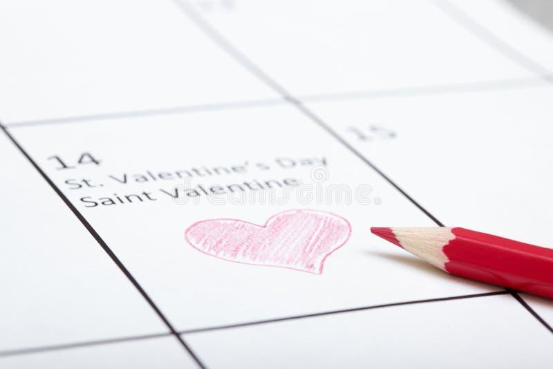 Jour de l'amour images stock