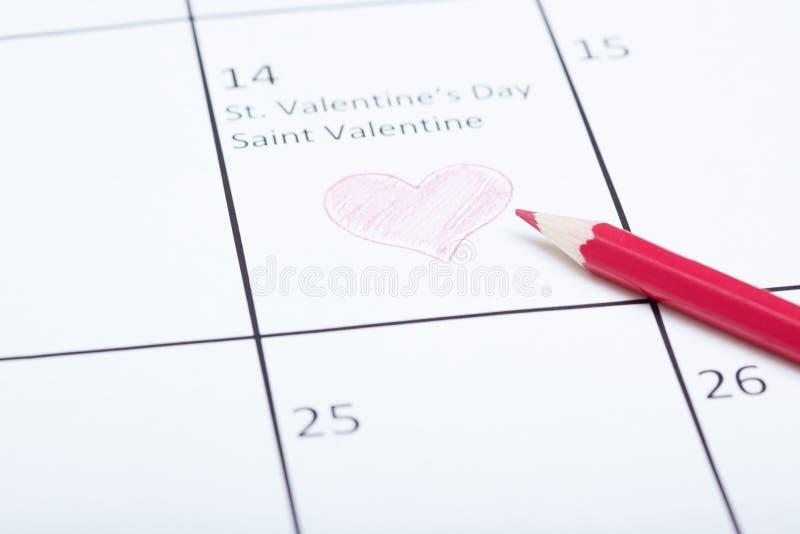 Jour de l'amour photo stock