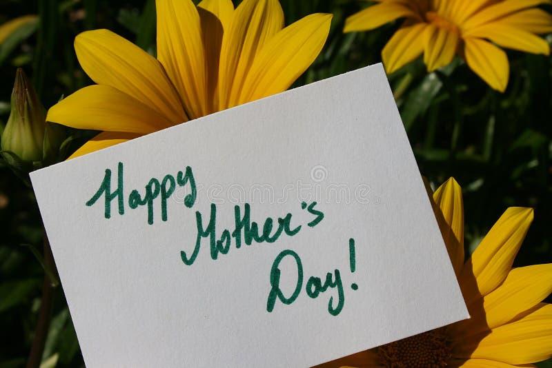 Jour de mères heureux photo stock