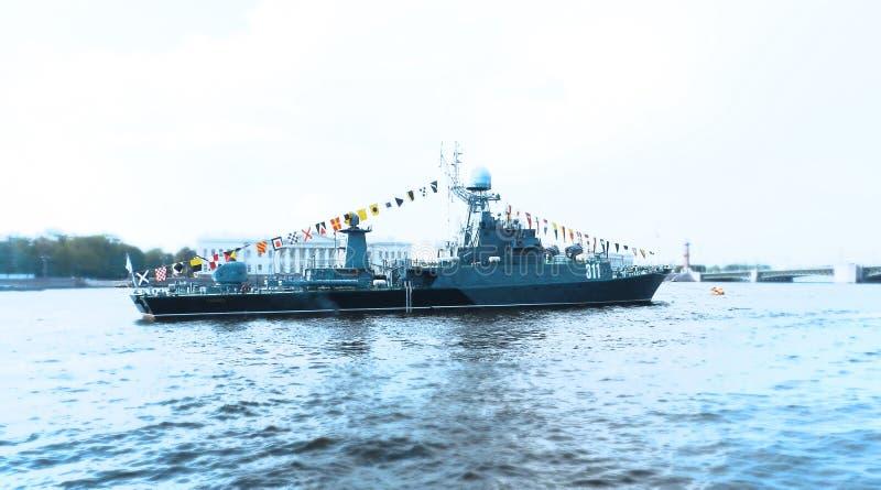 Jour de marine photographie stock libre de droits
