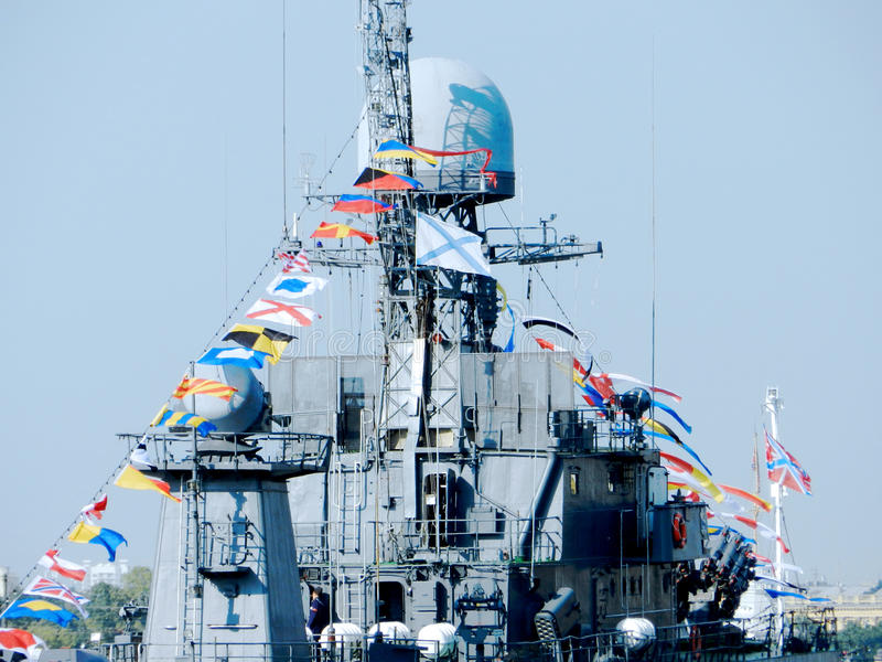 Jour de marine photo libre de droits