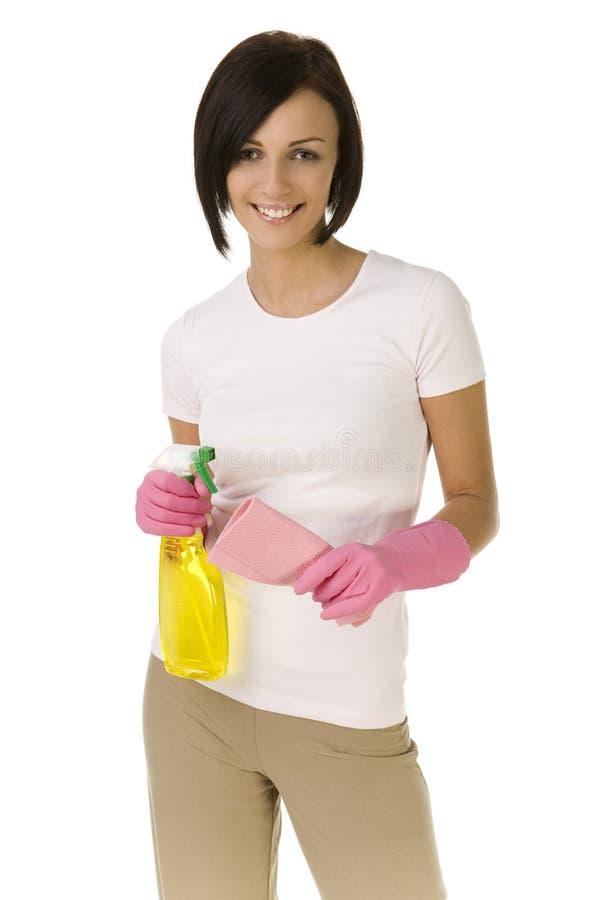 jour de nettoyage image stock