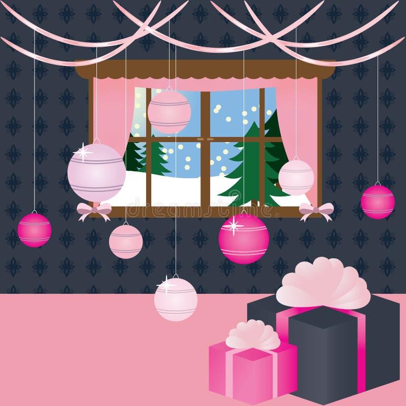 Jour de Noël photo libre de droits