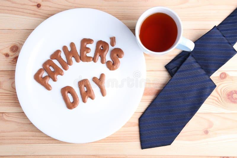 Jour de pères photos stock
