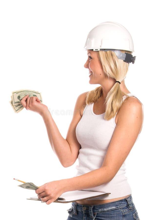 Jour de salaire photos stock