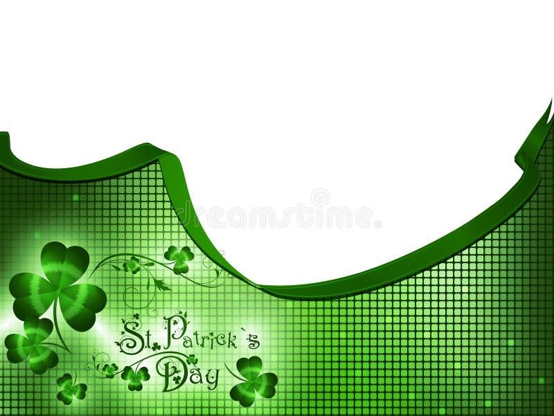 Jour de St.Patrick illustration stock