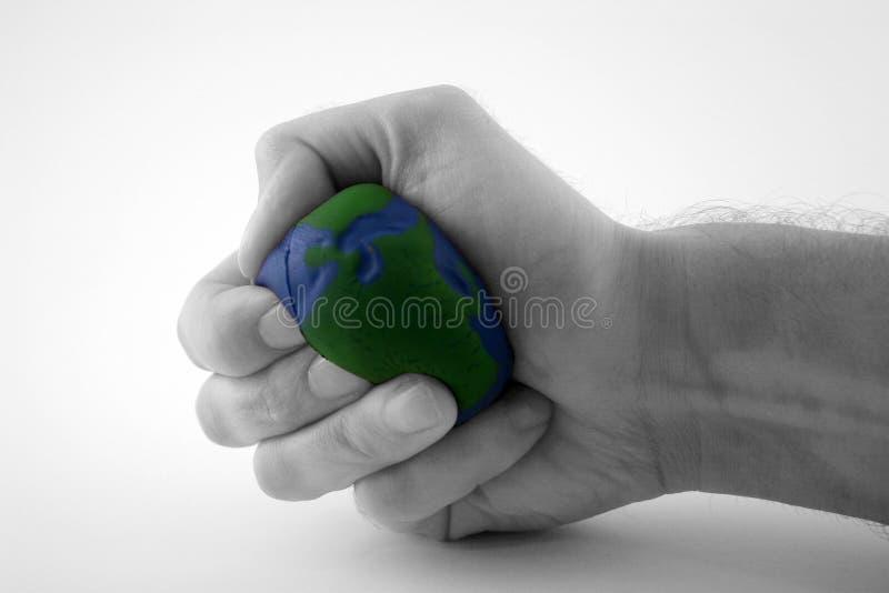 Jour de terre/séries d'environnement (i) photographie stock libre de droits