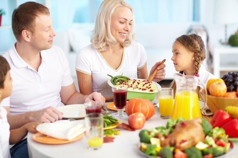 Jour de thanksgiving image libre de droits