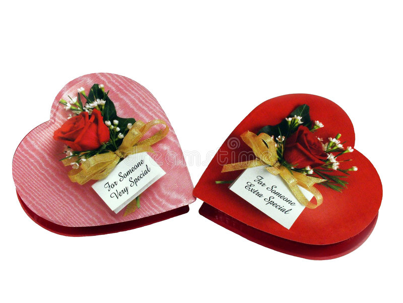 Download Jour de Valentines image stock. Image du amour, jour, chocolat - 66815