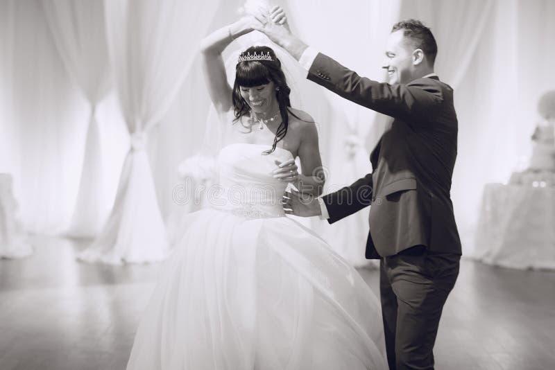 Jour du mariage merveilleux photos libres de droits
