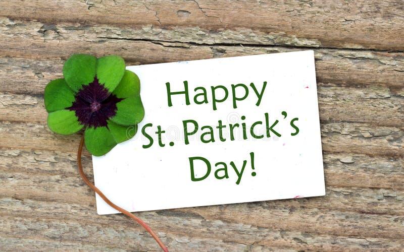 Jour du ` s de St Patrick photos stock