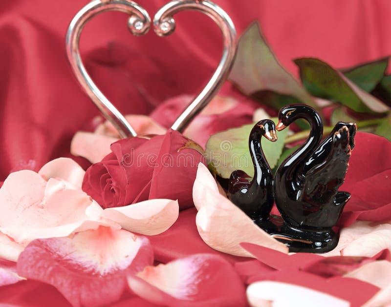 Jour du `s de Valentine Fond de f?te avec l'endroit pour le texte images libres de droits
