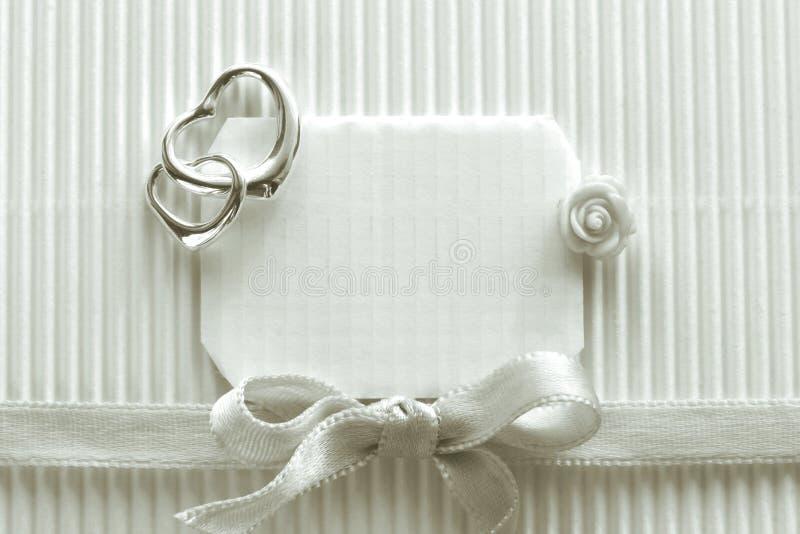 Jour du ` s de Valentine, image noire et blanche image libre de droits