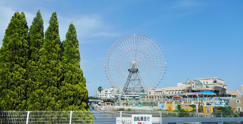 Jour ensoleillé au Japon photo stock