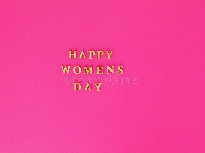 Jour heureux de Women's images libres de droits