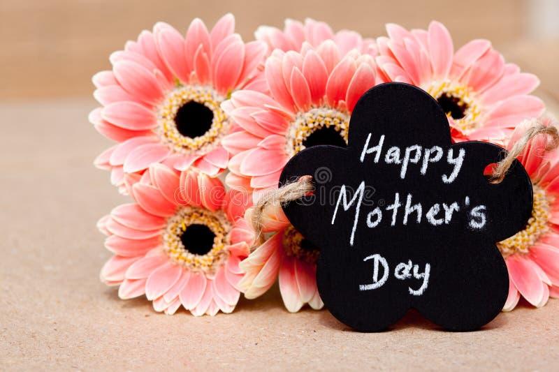 Jour heureux du `s de mère images libres de droits