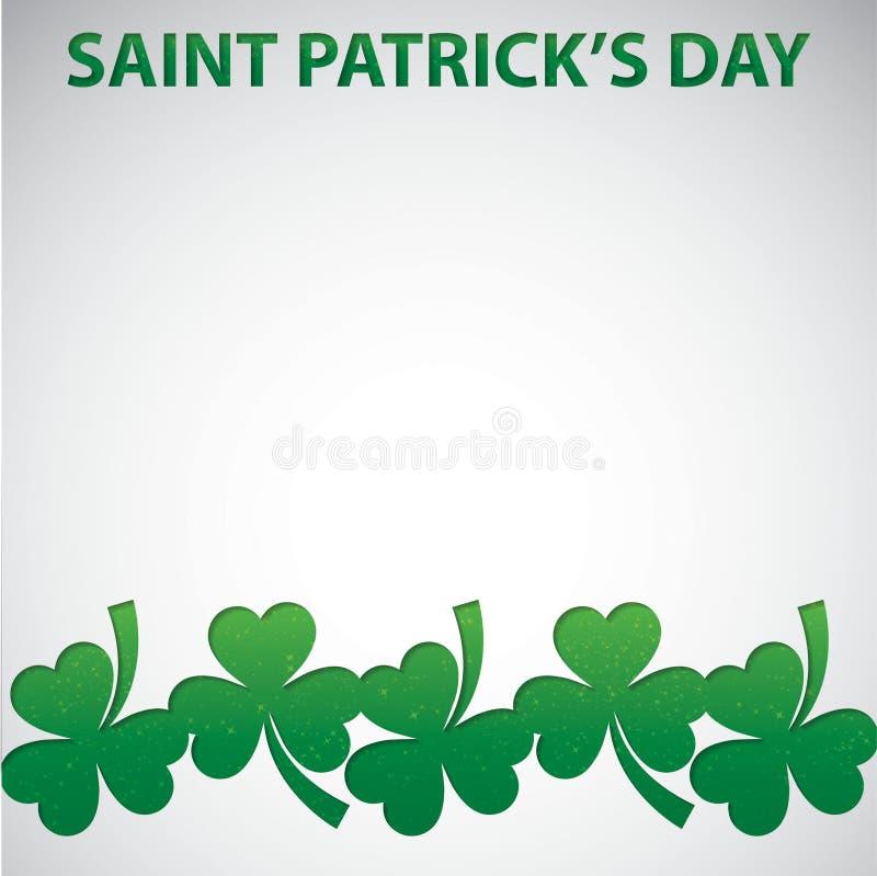 Download Jour Heureux Du ` S De St Patrick ! Illustration de Vecteur - Illustration du carte, irlande: 87706945
