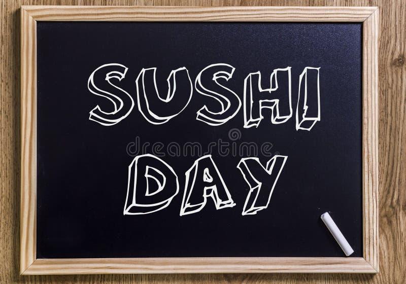 Jour international de sushi photographie stock libre de droits