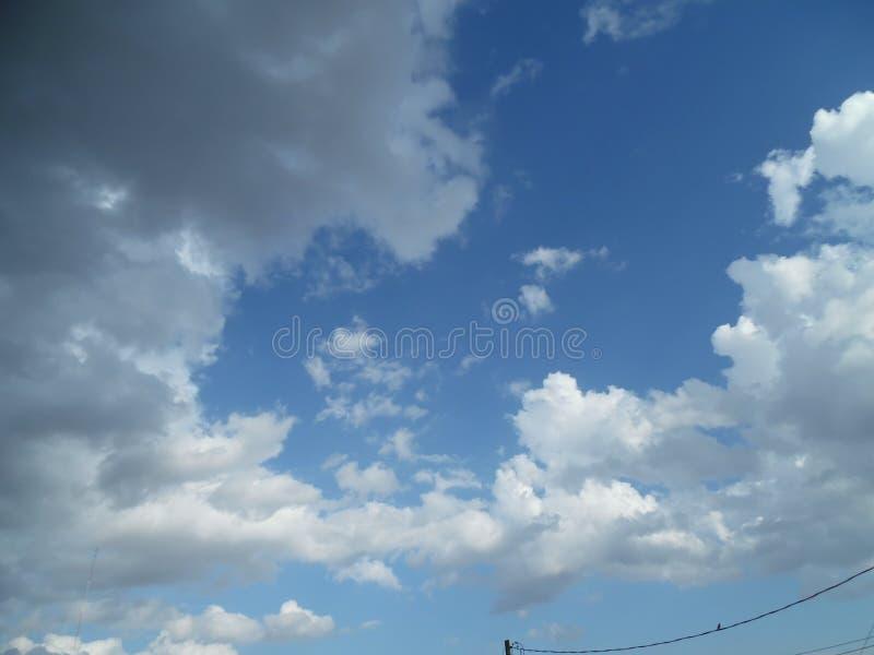 jour nuageux image libre de droits