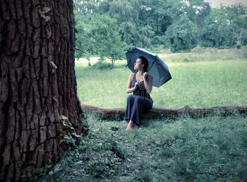 Jour pluvieux photos stock