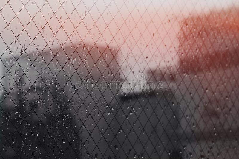 Jour pluvieux ? Tokyo photos libres de droits