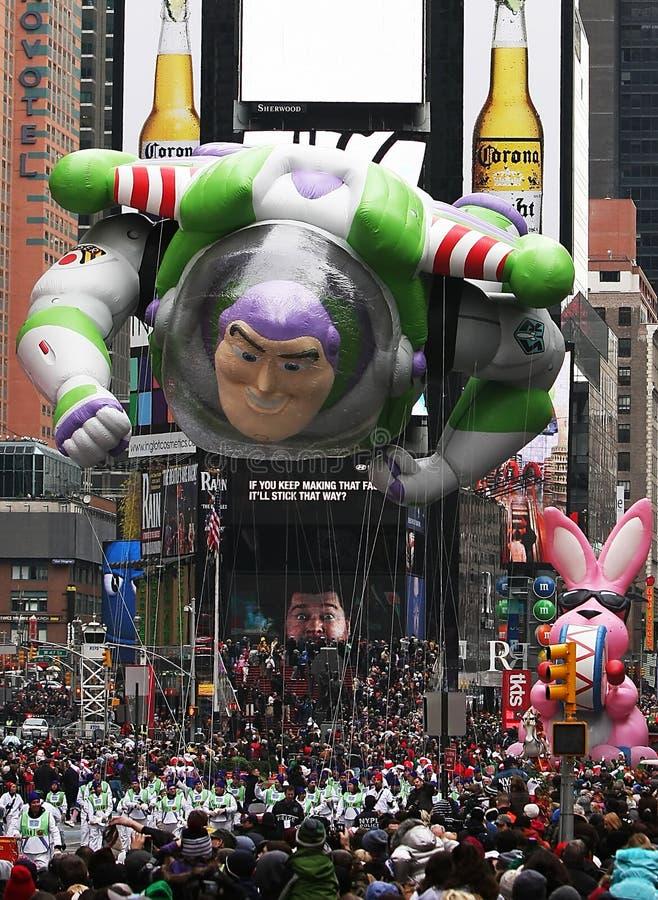 Jour Prade 2010 de l'action de grâces de Macy photo stock