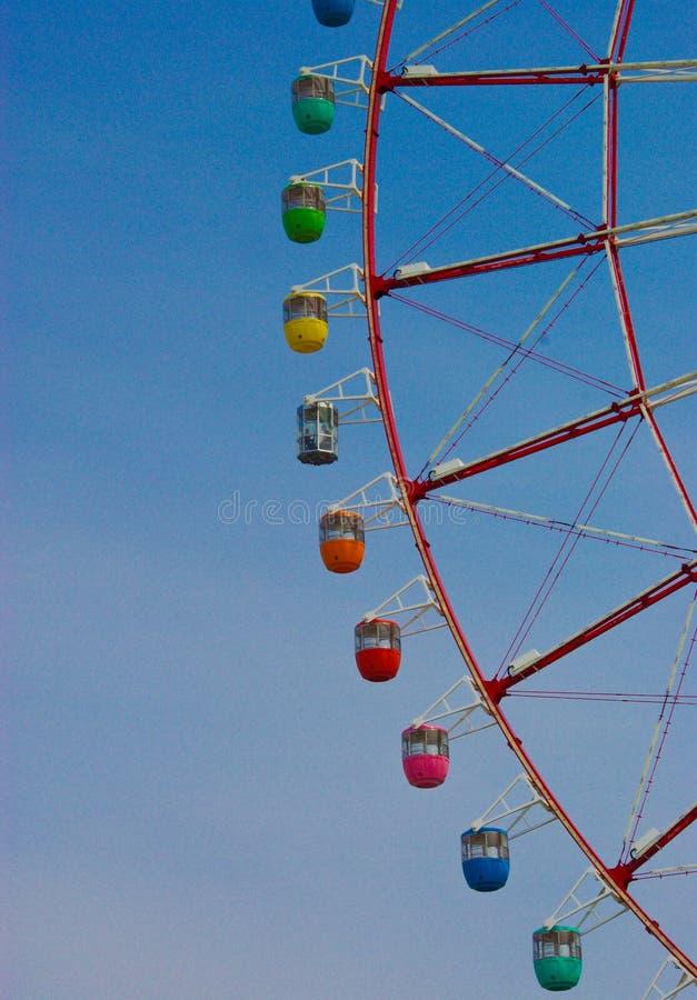 Journée de Ferris Wheel image libre de droits