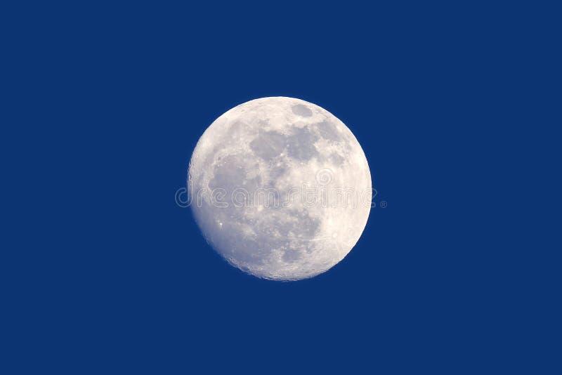 Journée de pleine lune images libres de droits