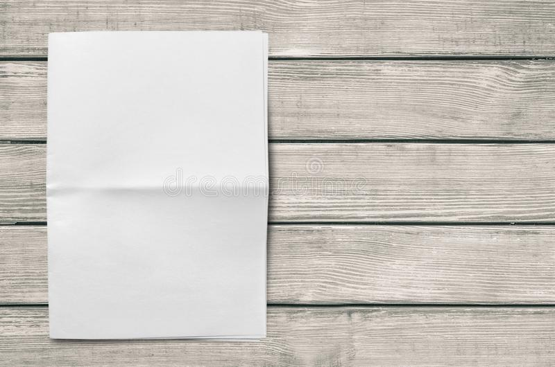 Journal photographie stock