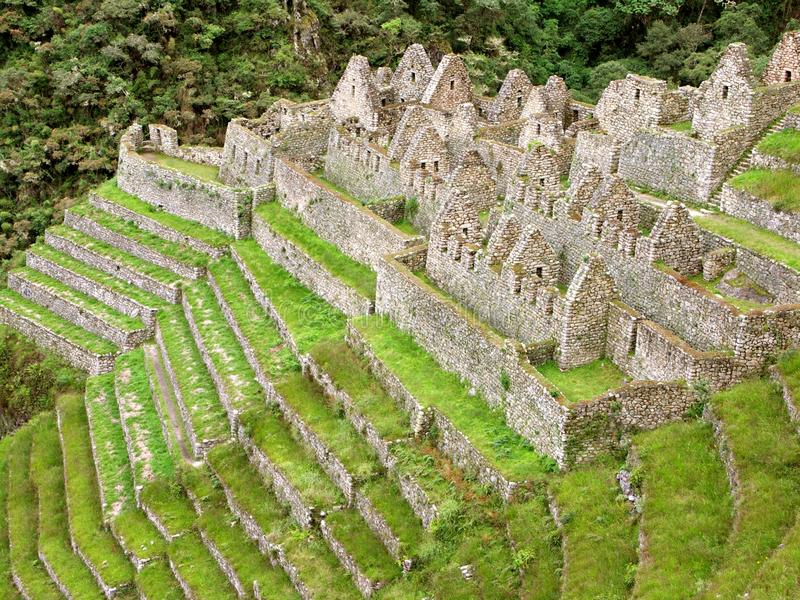Journal d'Inca photo stock