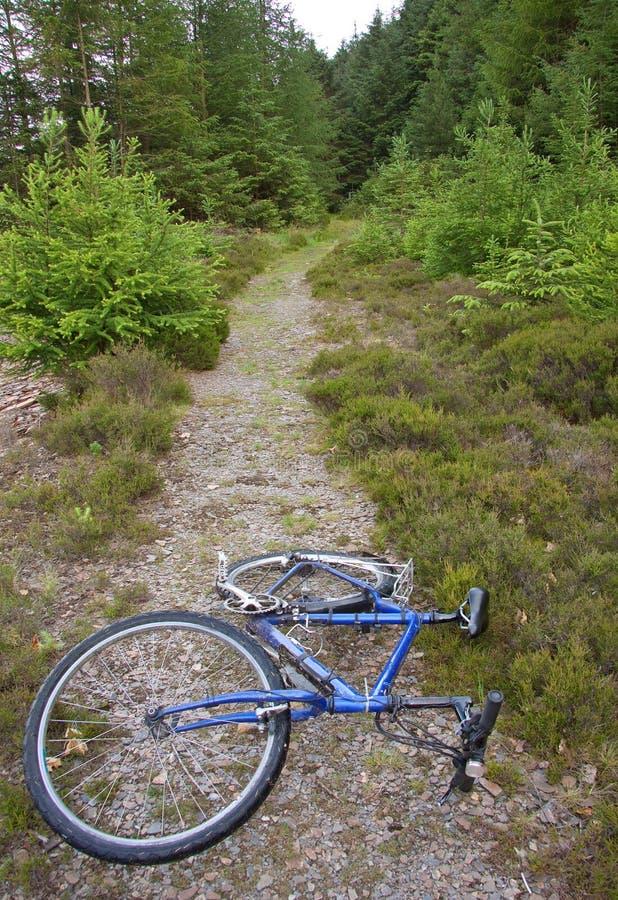 Journal de cycle photo stock