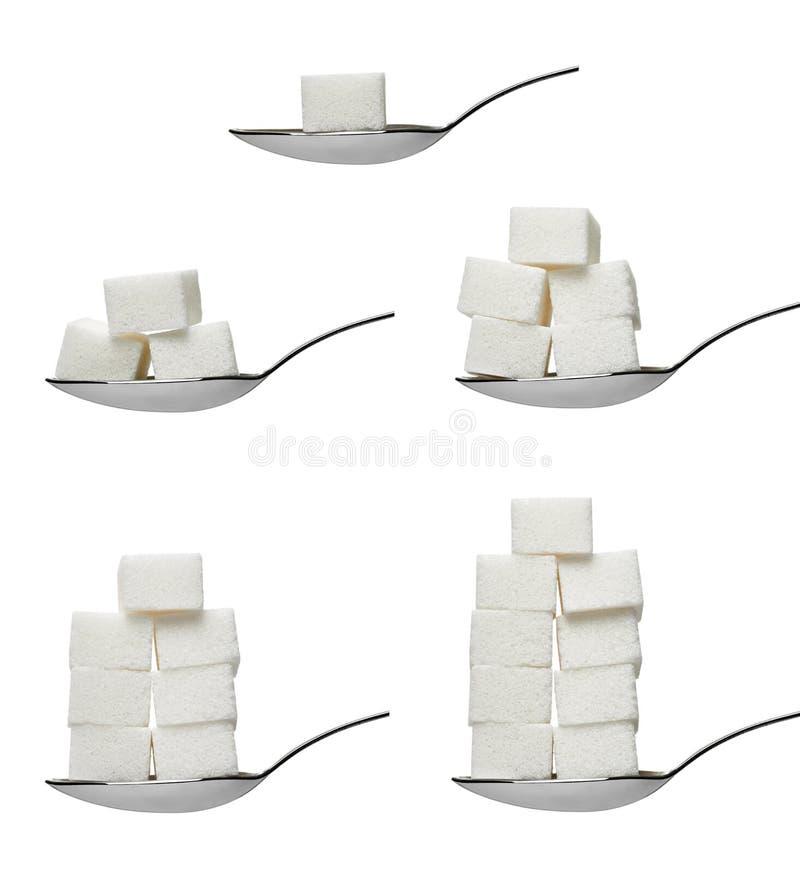 Journal intime blanc de lait de yaourt de cosmétiques de crème de beauté images stock