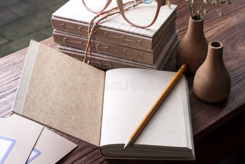 Journal intime de nature photos stock