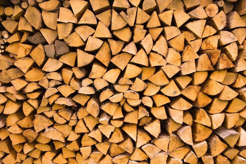 journal staplat trä fotografering för bildbyråer
