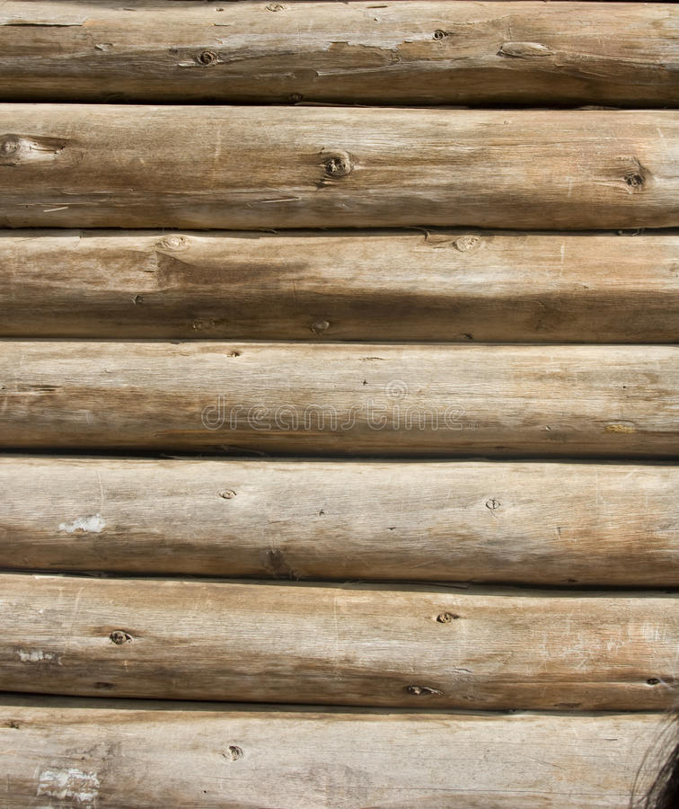 journaler wall trä arkivbild