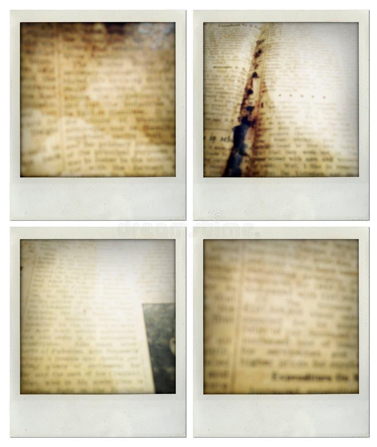 Journaux image libre de droits