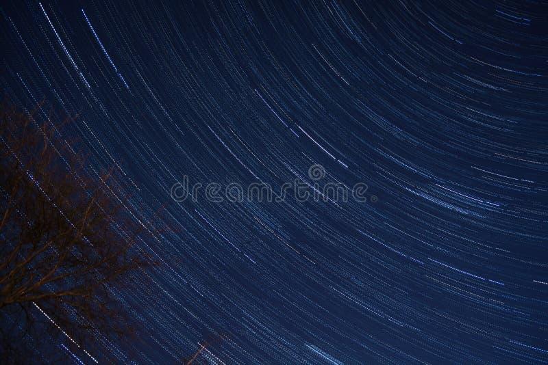 Journaux d'étoile photographie stock